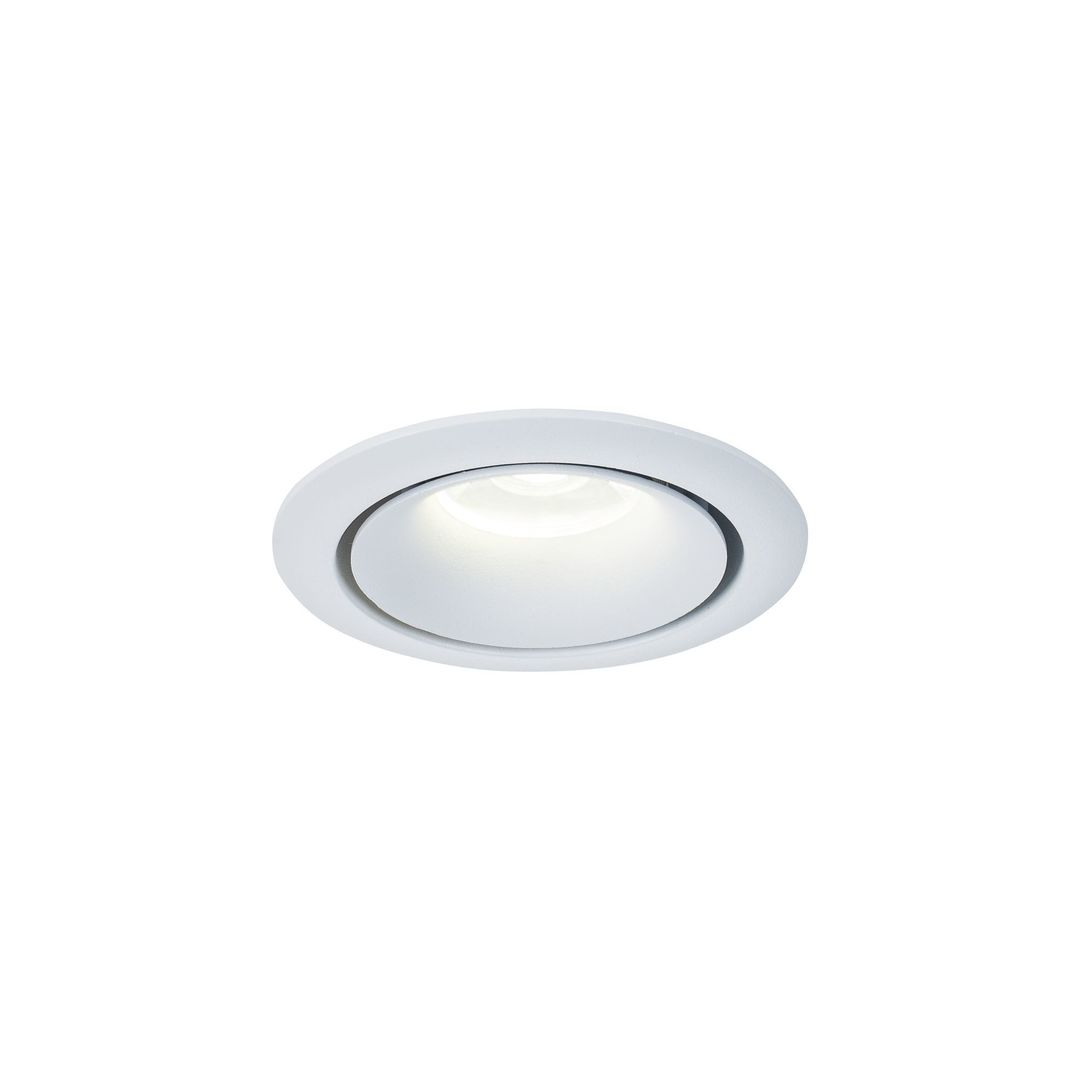 Recessed ceiling luminaire Maytoni Yin DL030-2-01W