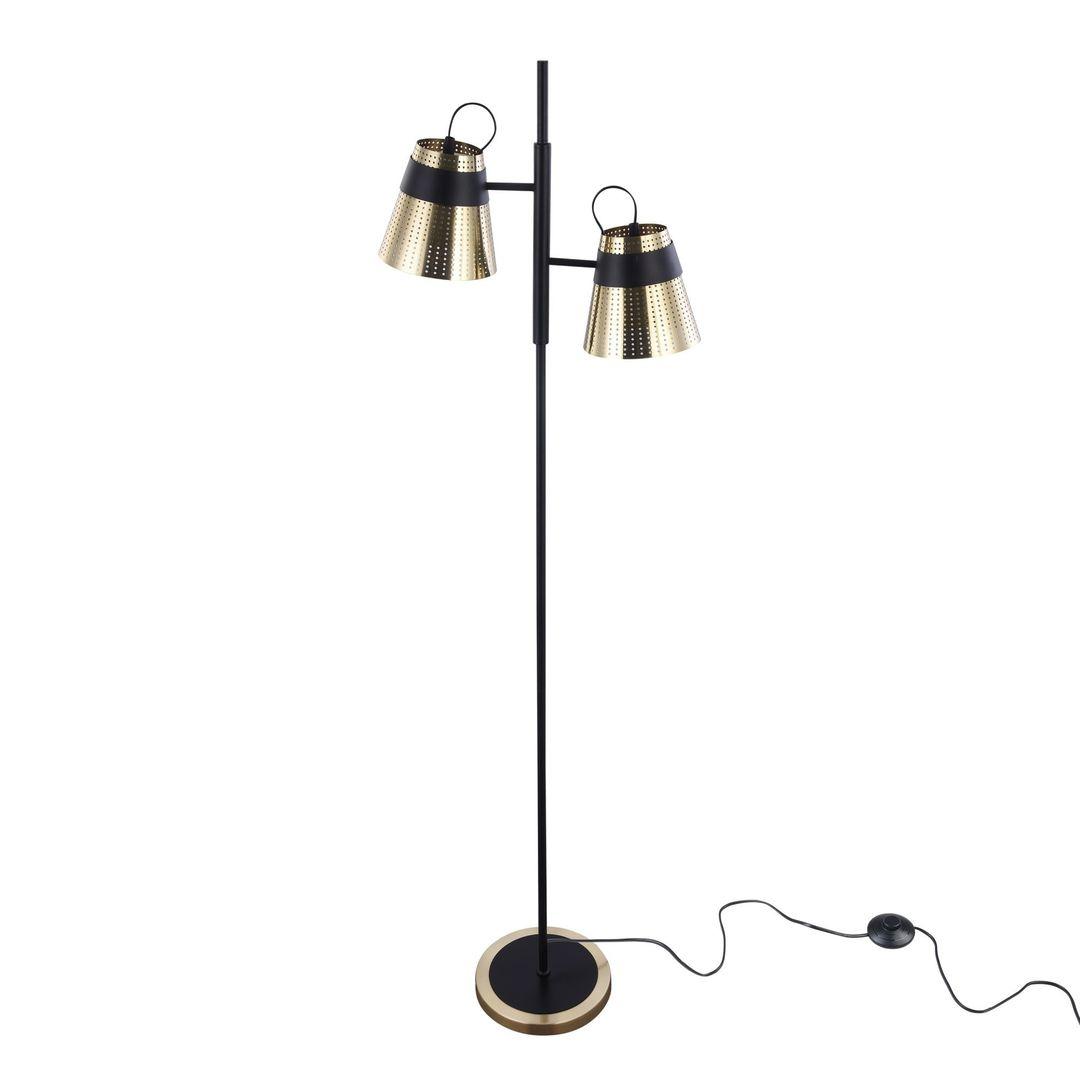 Floor lamp Maytoni Trento MOD614FL-02BS