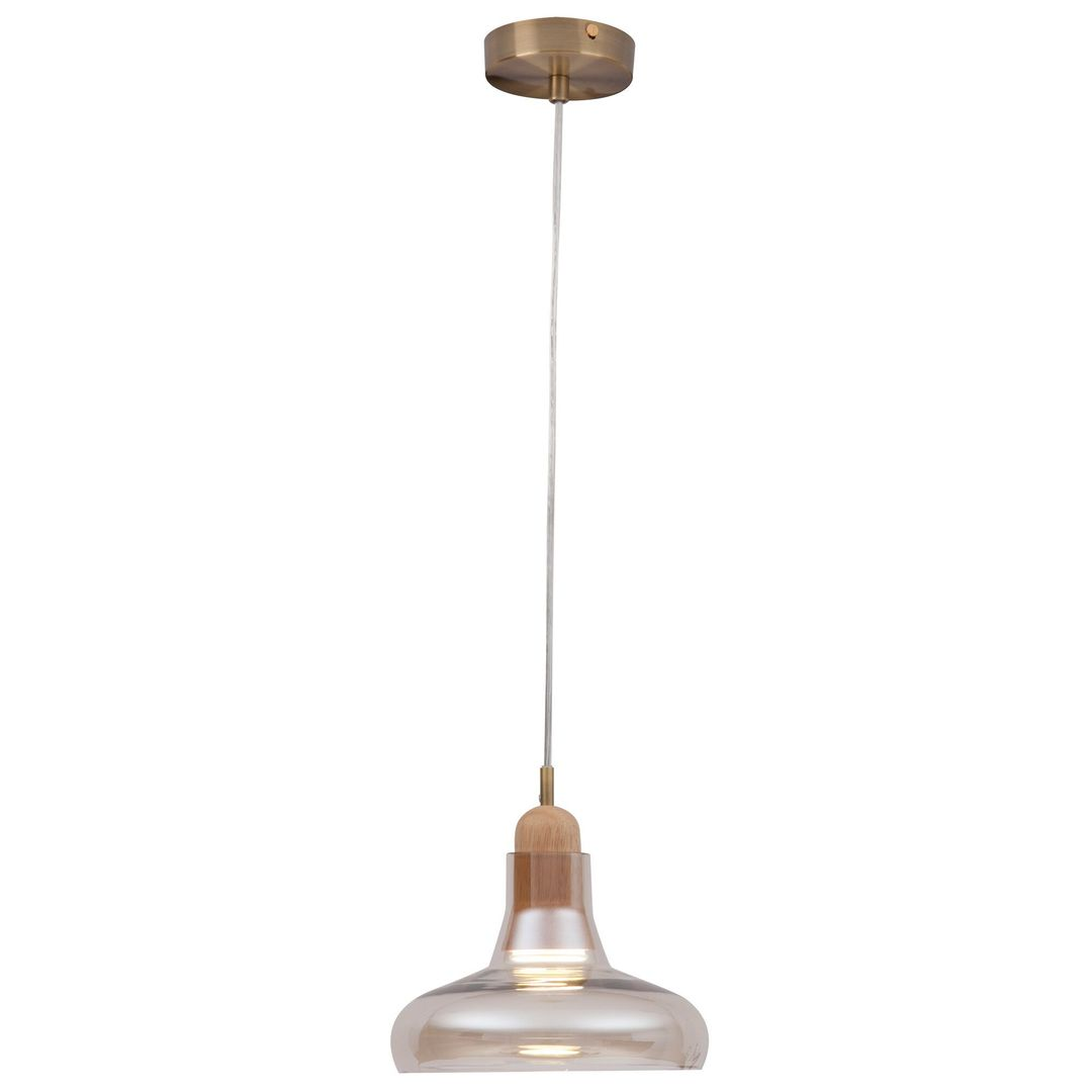 Hanging lamp Maytoni Ola P016PL-01BS