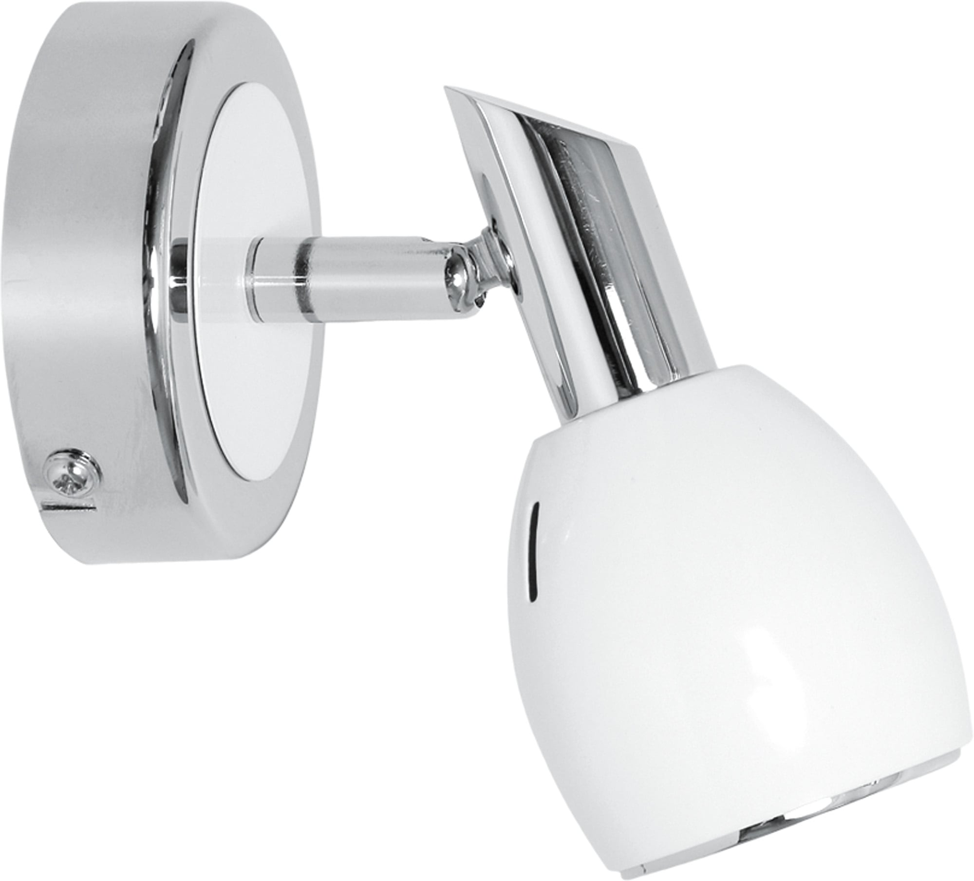 White wall lamp Colors Chrome GU10 50W