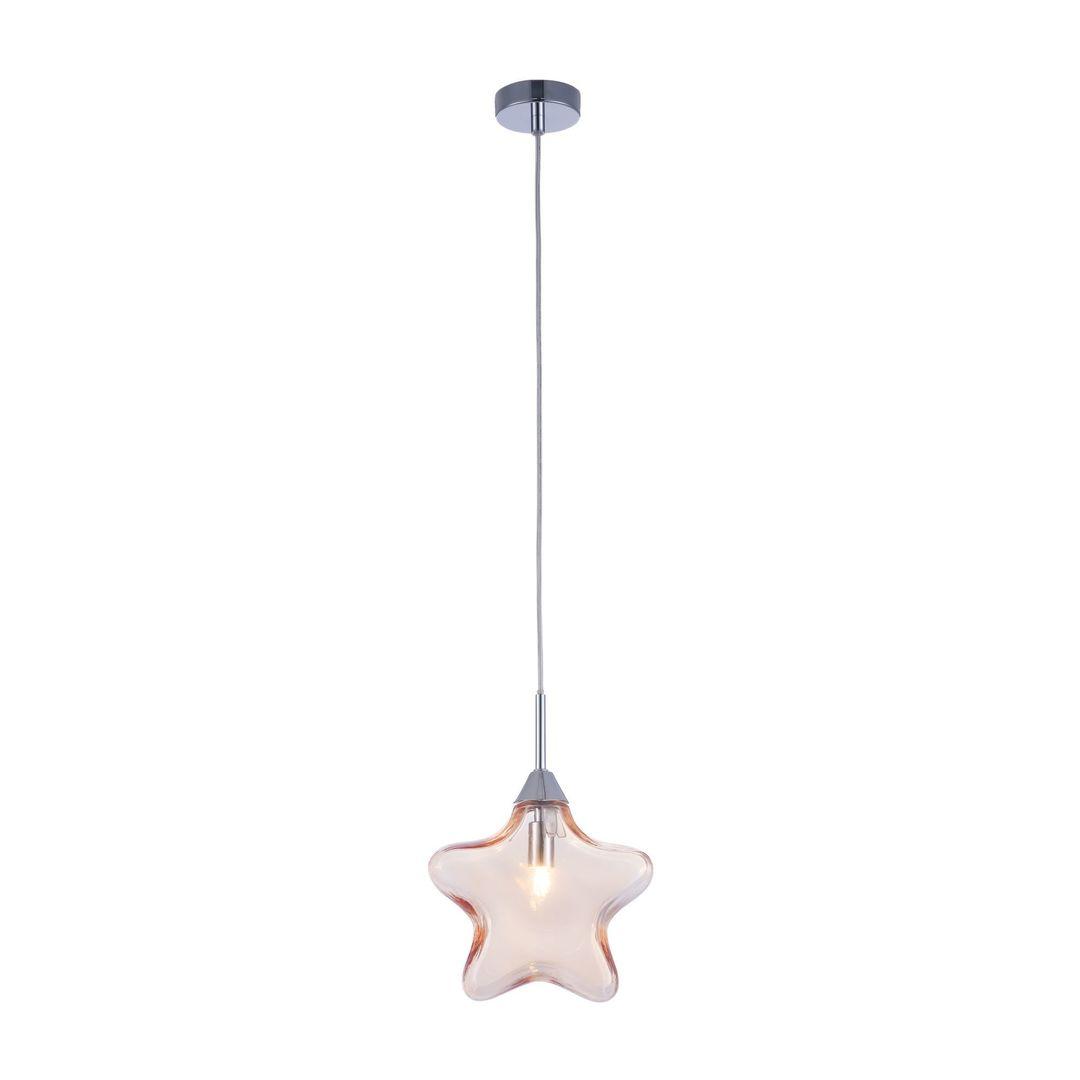 Hanging lamp Maytoni Star MOD242-PL-01-AM