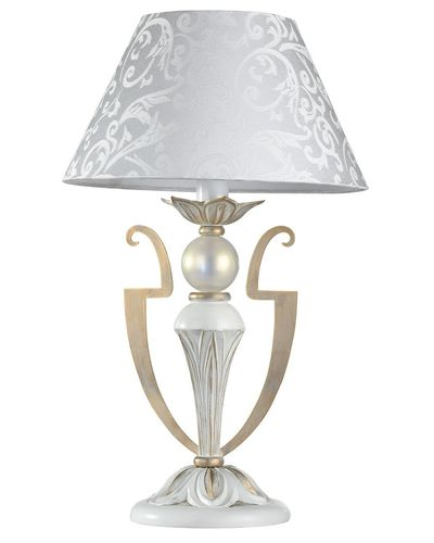Lampa stołowa Maytoni Monile ARM004-11-W