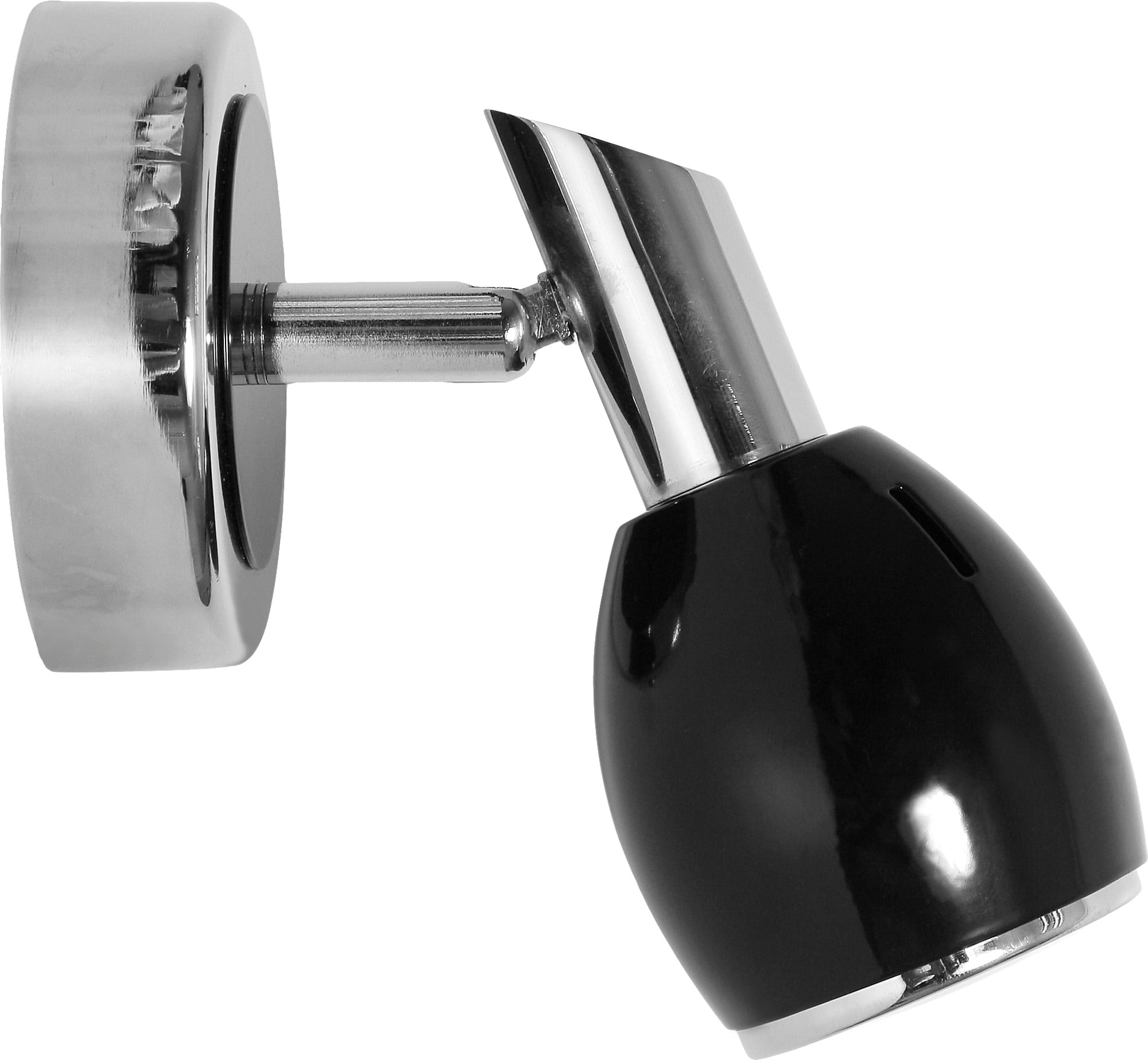 Modern Black LED Wall Lamp Colors GU10