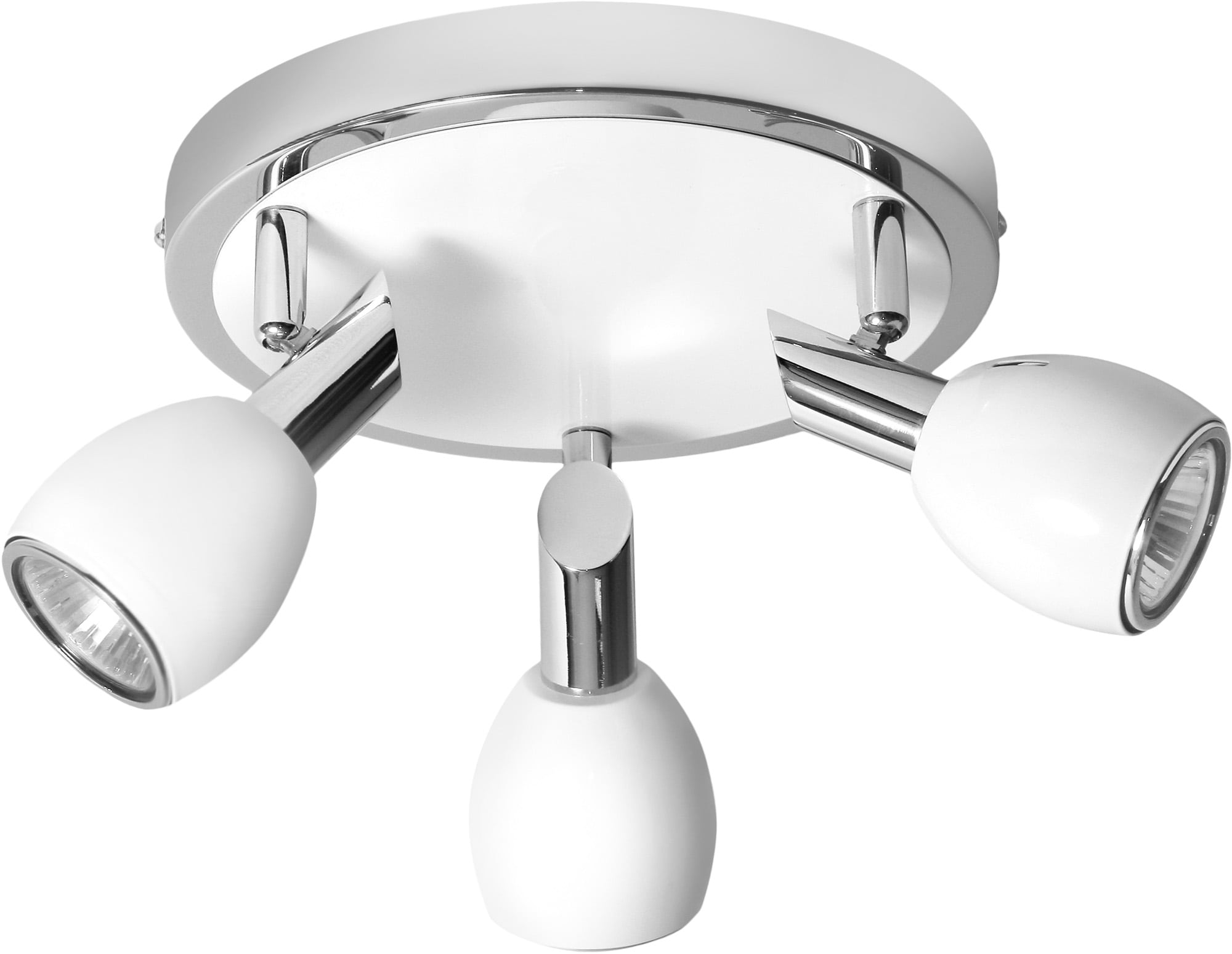 Ceiling Ceiling 3-point LED Colors White GU10