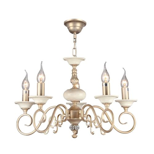 Chandelier Maytoni Perla ARM337-05-R