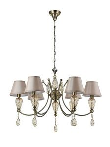 Maytoni Murano chandelier RC855-EN-06-R small 1