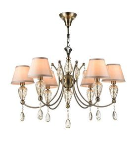 Maytoni Murano chandelier RC855-EN-06-R small 0