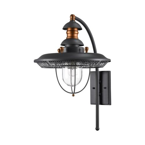 Outdoor Wall Lamp Maytoni Magnificent Mile S105-57-01-G