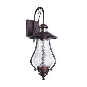 Outdoor Wall Lamp Maytoni La Rambla S104-60-01-R small 1