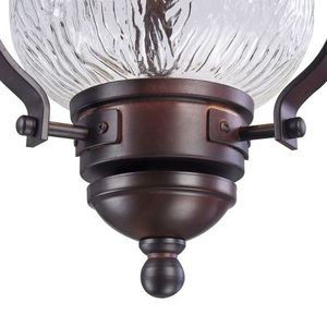 Outdoor Wall Lamp Maytoni La Rambla S104-60-01-R small 2
