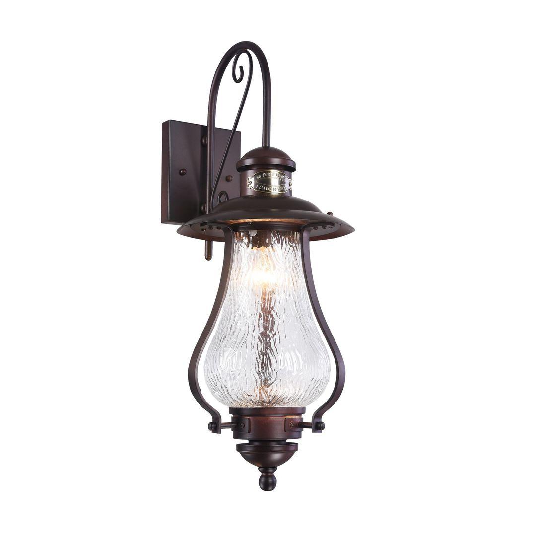 Outdoor Wall Lamp Maytoni La Rambla S104-60-01-R