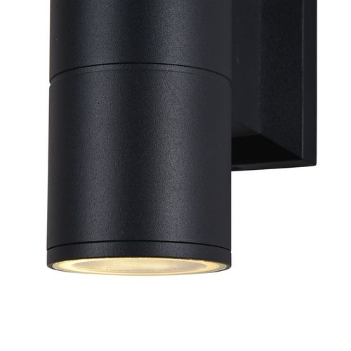 Outdoor Wall Lamp Maytoni Bowery O574WL-02B