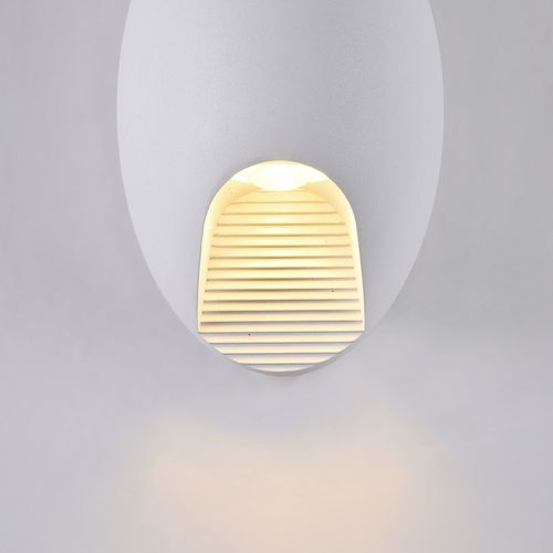 Outdoor Wall Lamp Maytoni Times Square O594WL-L6W