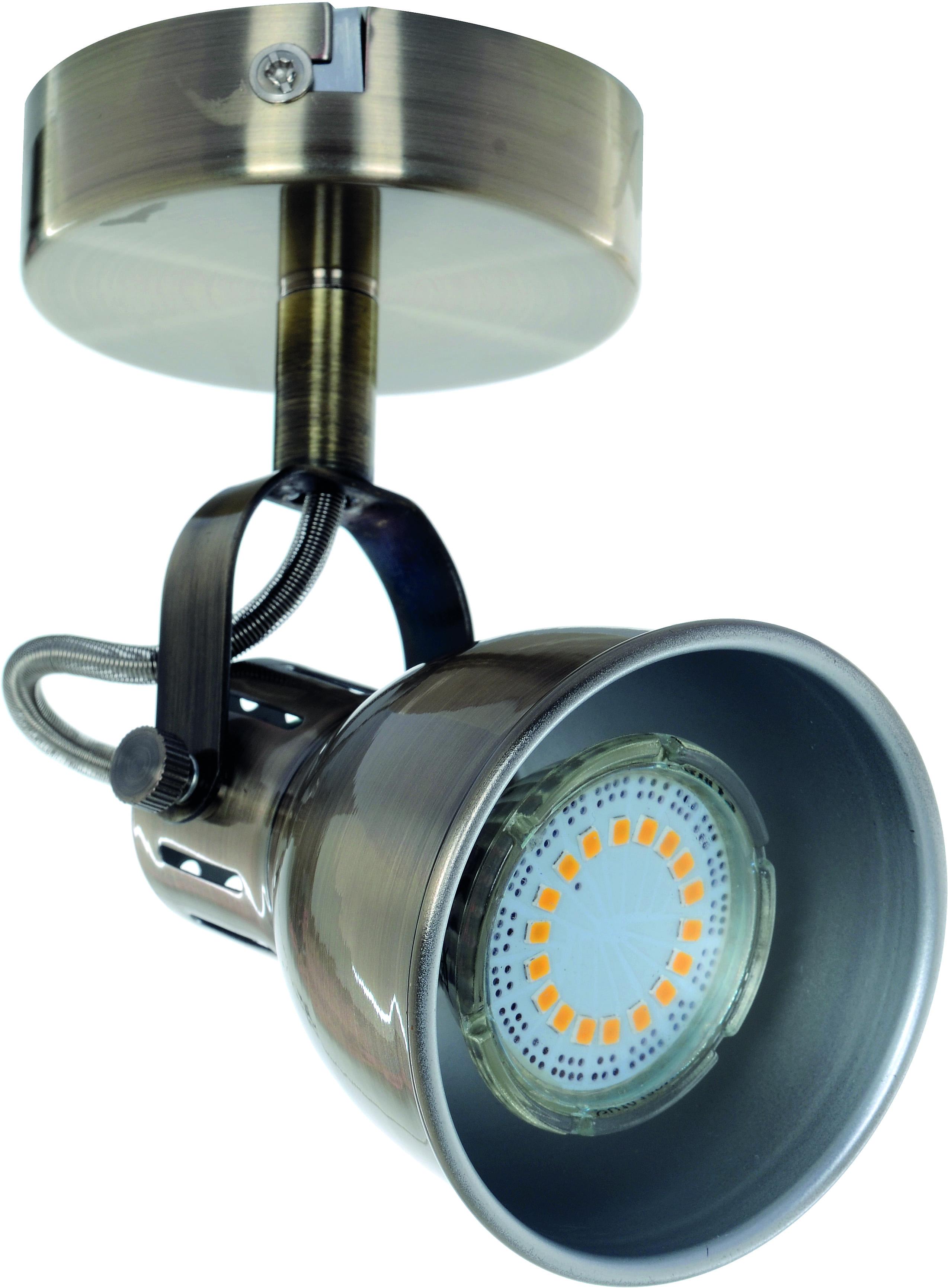 Wall lamp PA10 Patina Reflector GU10 50W