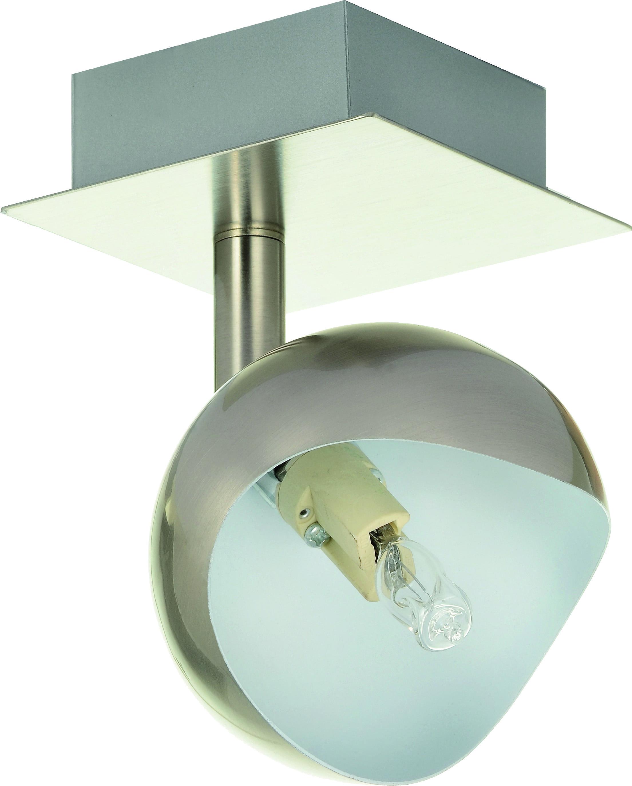 Wall lamp Metal Kumi Satinized G9 28W