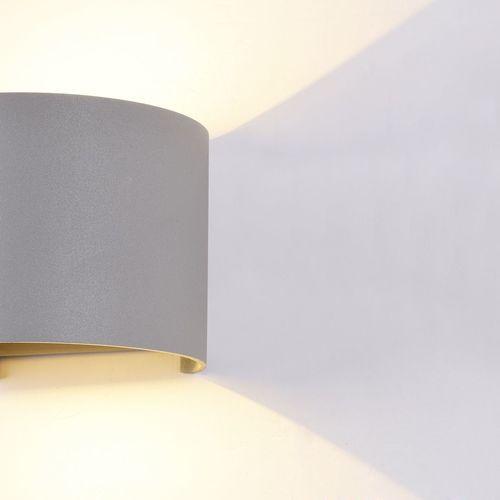 Outdoor Wall Lamp Maytoni Fulton O573WL-L6GR