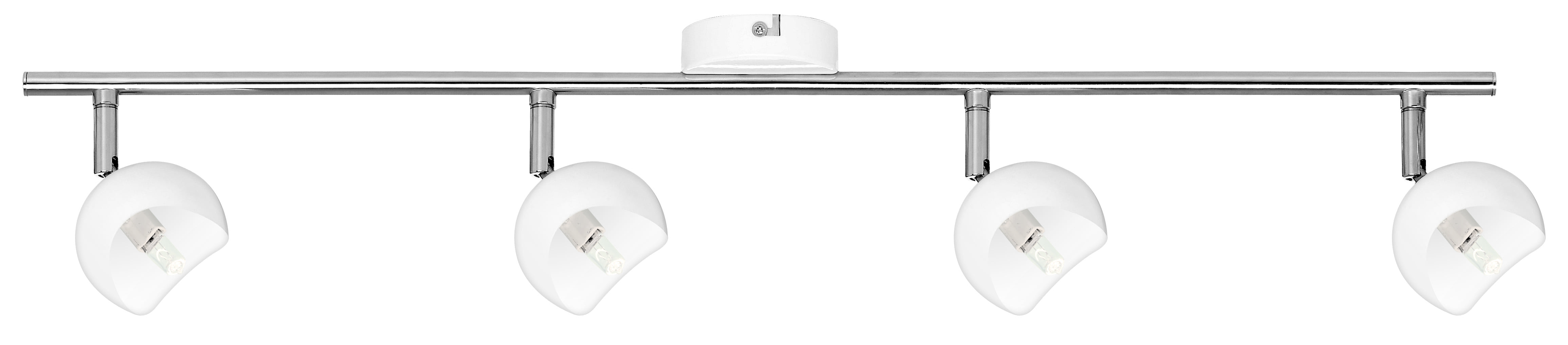 Wall ceiling molding Kita in white G9 28W