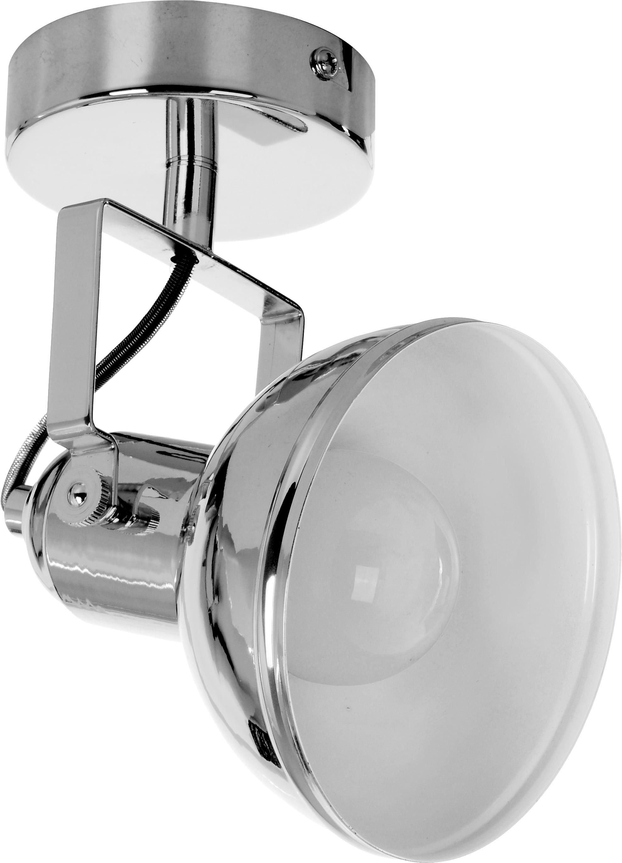 Chromed Reflector Wall lamp Edit E27 60W