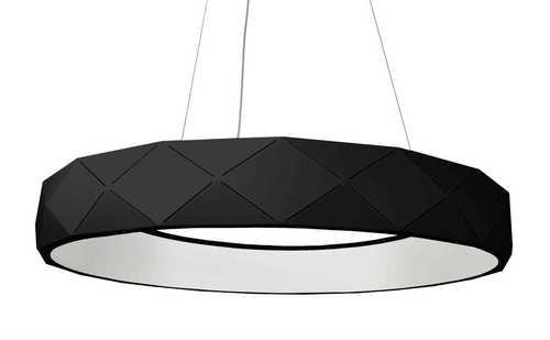 Reus LED hanging black