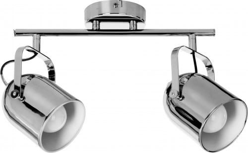 Spotlights Inga E27 60W room ceiling strip