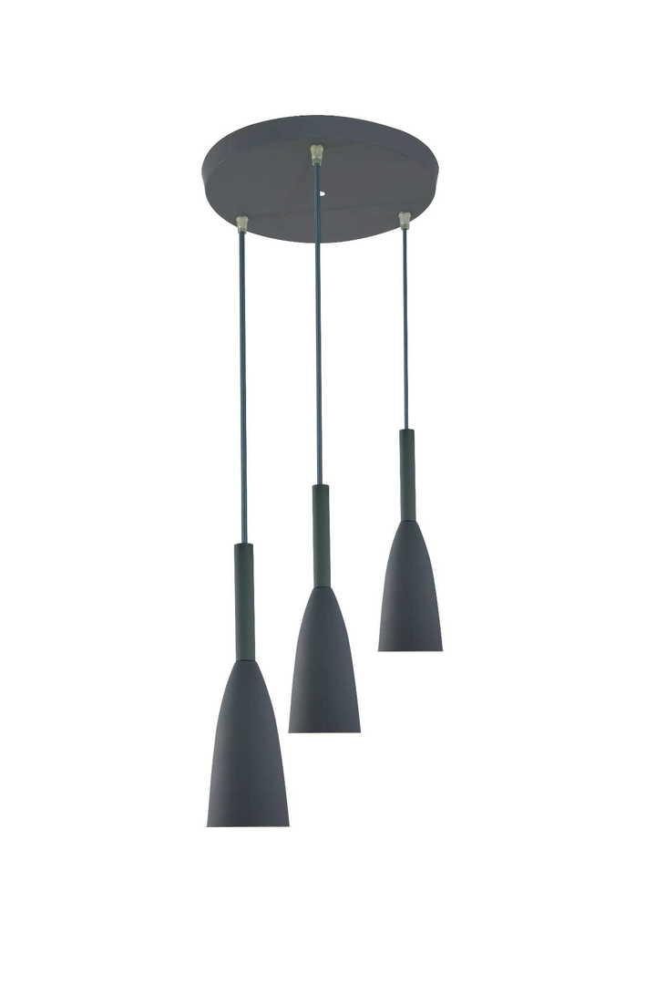 Solin 3 hanging gray