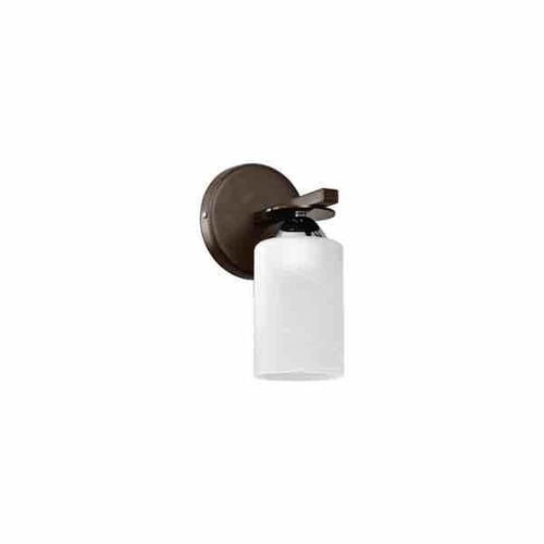 Asteria brown wall lamp