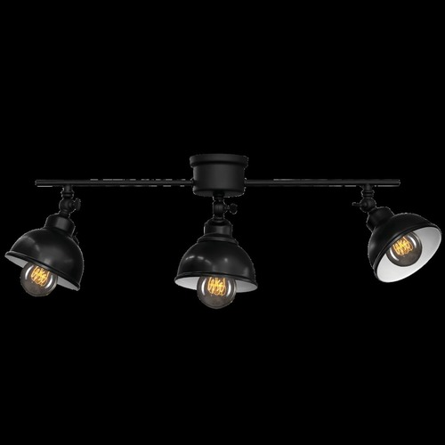 Retro ceiling lamp 3