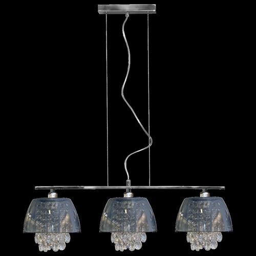 Ronin Crystal 3 hanging lamp