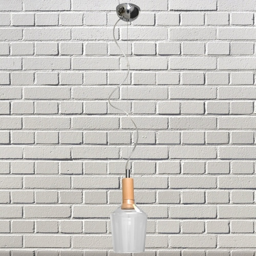 Glass 160 hanging lamp