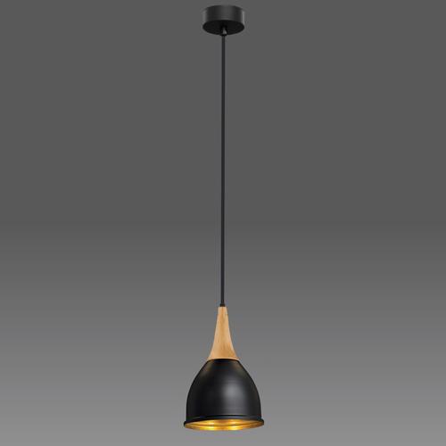 Black Aria 1 pendant lamp