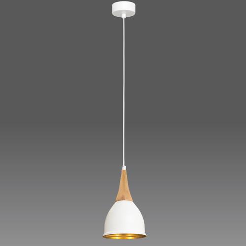 White Aria pendant lamp 1
