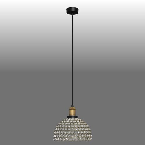 Lampa wisząca Prima 1 patyna 300