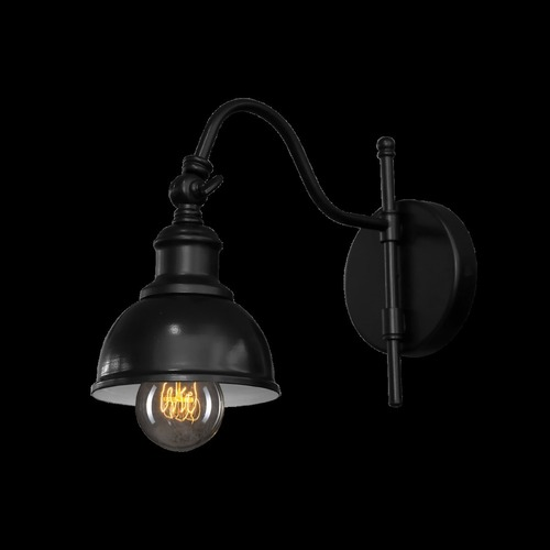 Retro wall lamp