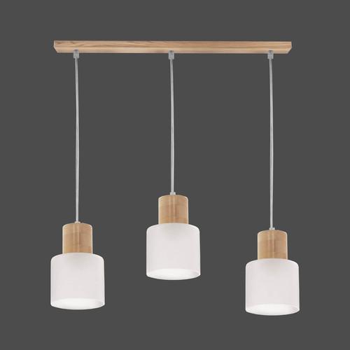 Hanging lamp Daisy 3 strip