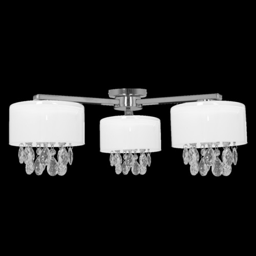 Marco crystal ceiling lamp 3