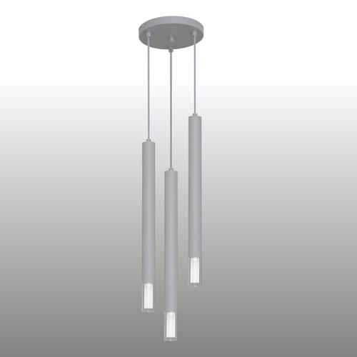 Gray Kuga 3 XL pendant lamp