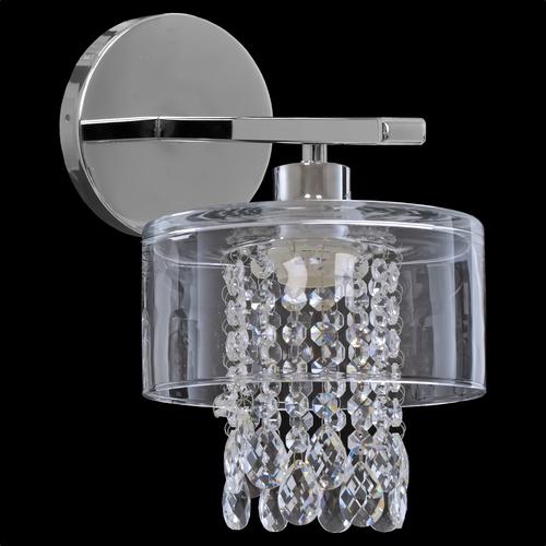 Kinkiet Marco Transparent Crystal