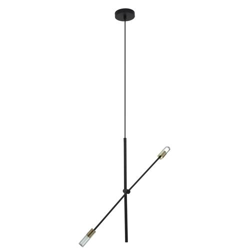 Hanging lamp Rotor 2 patina