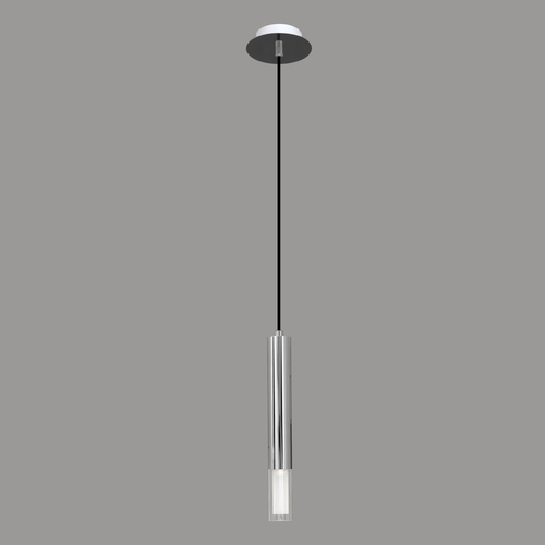 Kuga hanging lamp 1 M chrome
