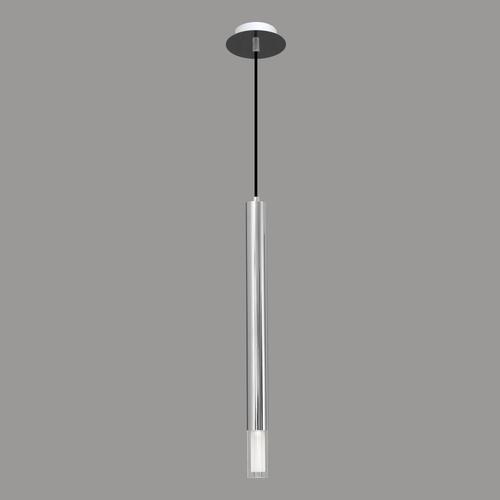 Hanging lamp Kuga 1 XL chrome
