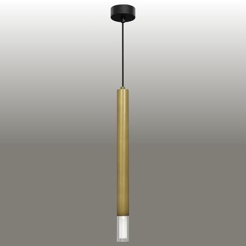Hanging lamp Kuga 1 XL patina