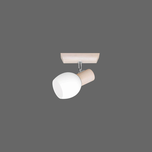 Bleached ceiling lamp Ramos 1