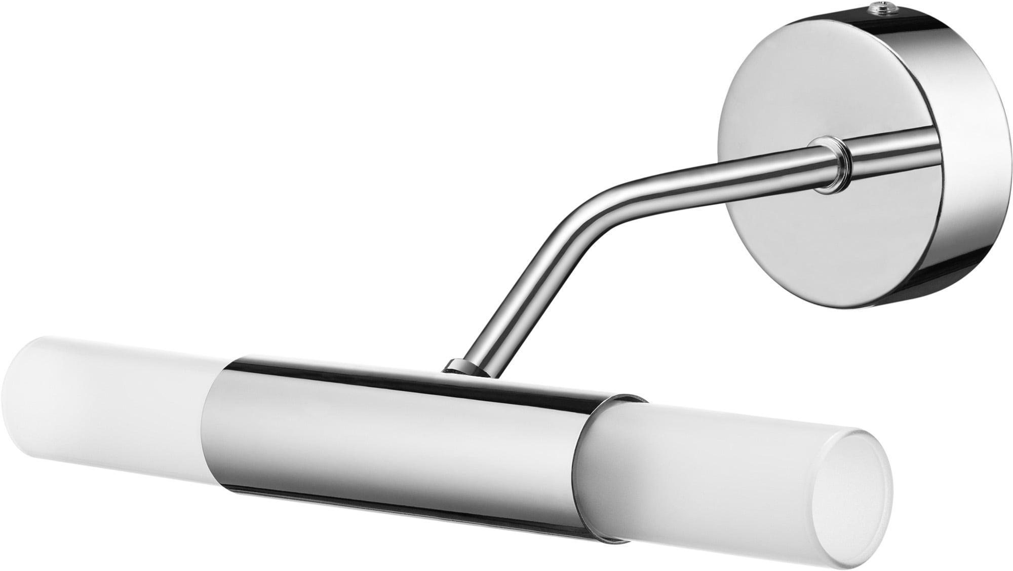 Double-sided Kinkiet Aquatic chrome / white G9 40W