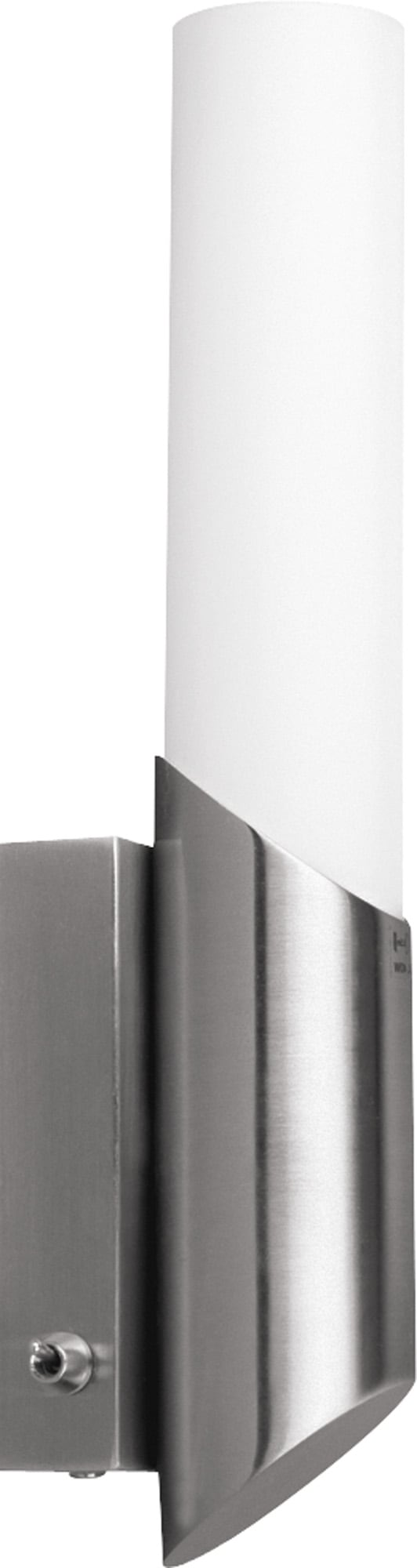 Satin wall lamp Aquatic satin / white E14 40W