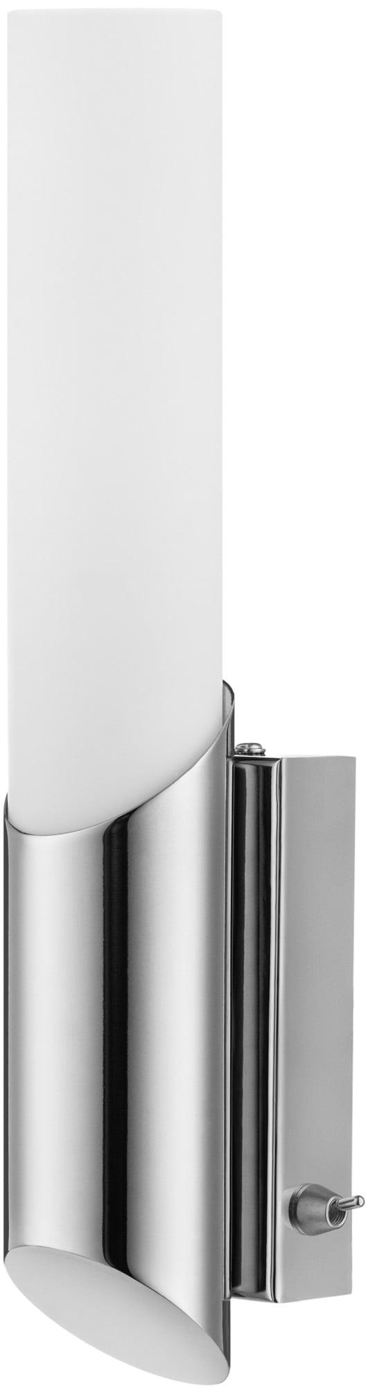 Wall lamp chromed Aquatic chrome / white E14 40W