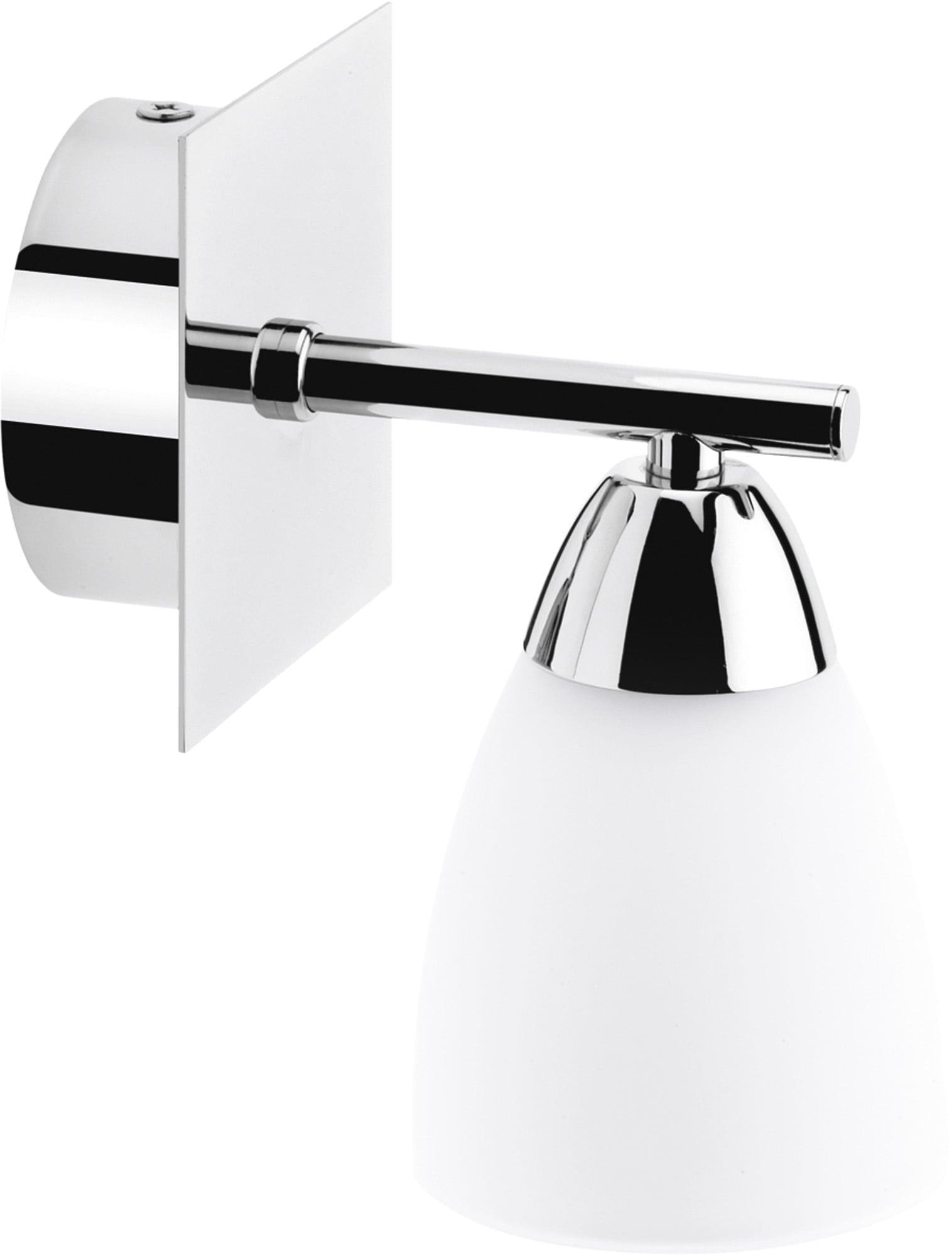 Wall lamp Aquatic chrome / white G9 40W
