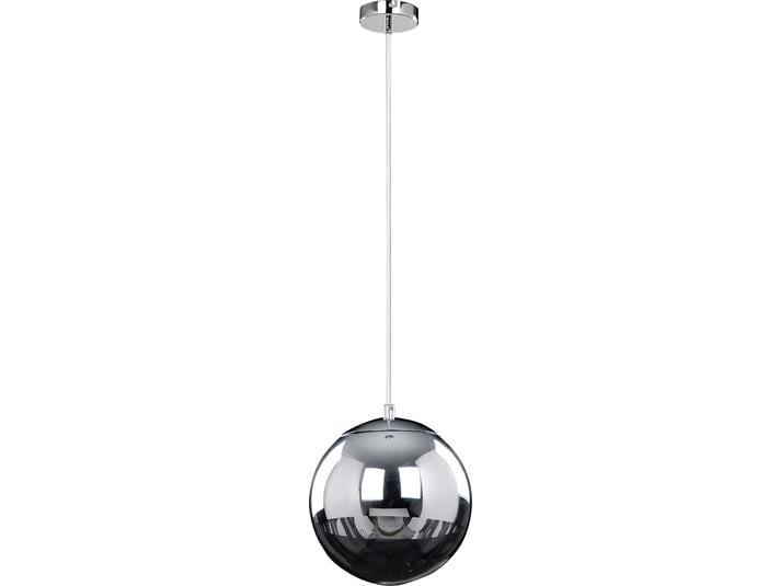 Chrome pendant lamp Gino white / black LED 3W