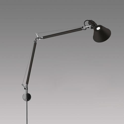 Wall lamp Artemide Tolomeo Wall A004430 + A025150