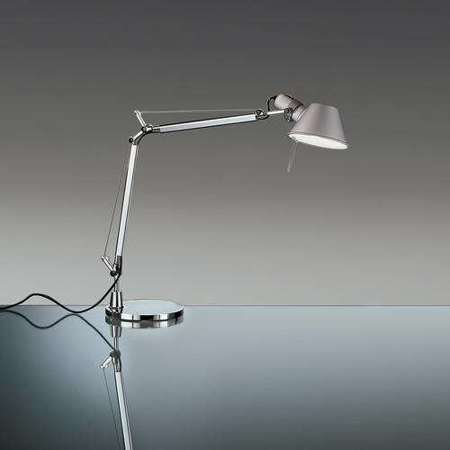 Desk lamp Artemide Tolomeo Mini A005910 Aluminum