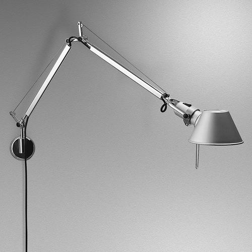 Artemide Tolomeo Mini Led Wall A005600 + A025150 Wall Lamp